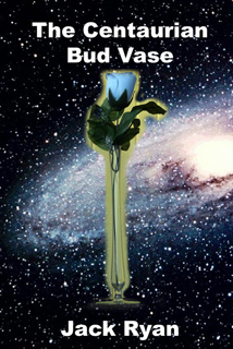 The Centaurian Bud Vase Cover