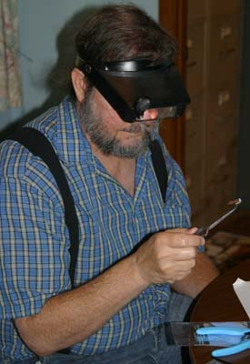 magnifier headset