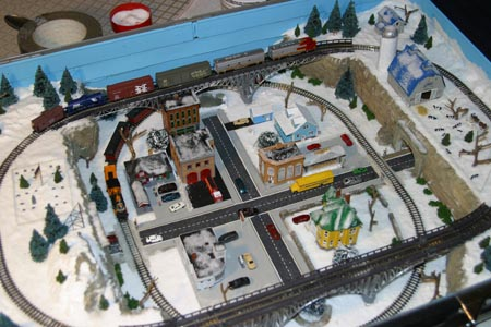 Winter Layout